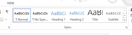 Word2013-styles