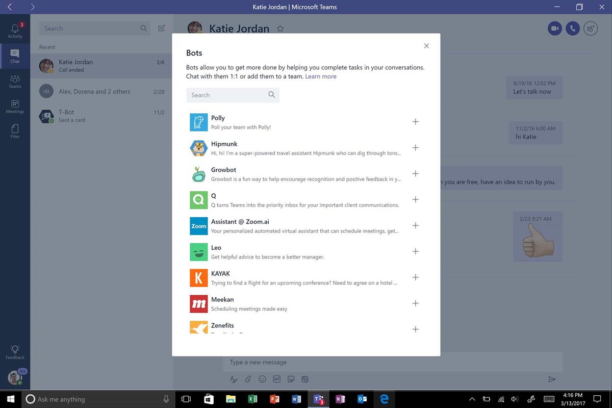 Externe koppelingen in Microsoft Teams